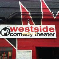 Foto diambil di M.i.'s Westside Comedy Theater oleh Joe M. pada 5/19/2012