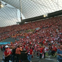 Снимок сделан в UEFA Champions Festival 2012 пользователем Michael O. 5/19/2012