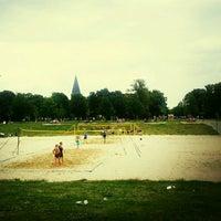 6/24/2012にBjoern W. S.がVolkspark Friedrichshainで撮った写真