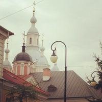 Снимок сделан в Андреевский бульвар пользователем Natasha N. 8/22/2012