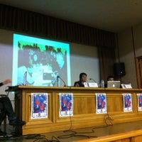 Foto tomada en Facultad de Ciencias Sociales, jurídicas y de la comunicación por Javier H. el 5/9/2012