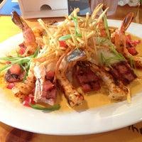 Foto diambil di Bubba Gump Shrimp Co. oleh Julia C. pada 7/9/2013