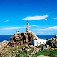 Foto tomada en Faro de Cabo Vilán por Javier T. el 12/3/2015