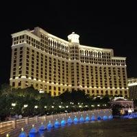 Foto tomada en Bellagio Hotel & Casino por Fredrik S. el 5/1/2013