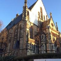 Das Foto wurde bei Thomaskirche von Patrick K. am 12/30/2013 aufgenommen