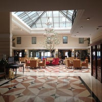 รูปภาพถ่ายที่ Kempinski Hotel Moika 22 โดย Sophia T. เมื่อ 6/23/2013