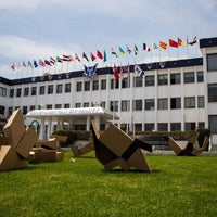 Foto tomada en Girne American University por Girne American University el 11/5/2014
