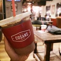 Foto scattata a Cosans Coffee da Schian G. il 8/8/2014