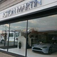 Aston Martin Summit Auto Dealership