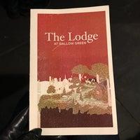 Foto scattata a The Lodge at Gallow Green da Wanderlust W. il 2/17/2018