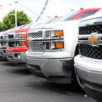 David Stanley Chevrolet South Oklahoma City 614 W I 240 Service Rd
