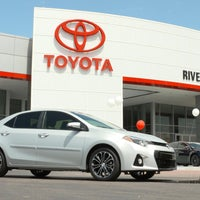 Photo Taken At B Berge 39 S Riverview Toyota By
