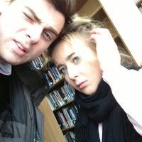 12/20/2012にTheodore S.がАмериканська бібліотекаで撮った写真