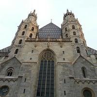 12/27/2012 tarihinde Gabriella M.ziyaretçi tarafından Aziz Stephan Katedrali'de çekilen fotoğraf