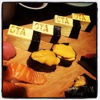รูปภาพถ่ายที่ Sushi Ota โดย Urban S. เมื่อ 7/22/2013