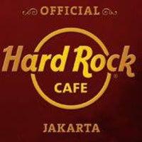 Photo prise au Hard Rock Cafe Jakarta par Rya K. le7/27/2013