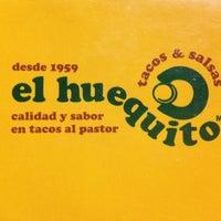 Das Foto wurde bei El Huequito von Chilango am 1/26/2013 aufgenommen
