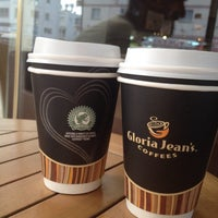 10/4/2013 tarihinde Volkan B.ziyaretçi tarafından Gloria Jean's Coffees'de çekilen fotoğraf