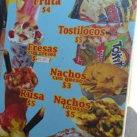 Paleteria La Mexicana Ice Cream Shop In Fort Worth