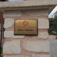 Das Foto wurde bei Sahn-ı Semân İslamî İlimler Eğitim ve Araştırma Merkezi von Sahn-ı Semân İslamî İlimler Eğitim ve Araştırma Merkezi am 10/19/2014 aufgenommen