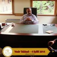 Das Foto wurde bei Sahn-ı Semân İslamî İlimler Eğitim ve Araştırma Merkezi von Sahn-ı Semân İslamî İlimler Eğitim ve Araştırma Merkezi am 9/4/2014 aufgenommen