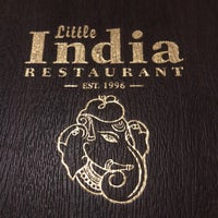 Photo taken at Little India Restaurant by Steve K. on 11/18/2018