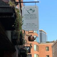 8/3/2019 tarihinde Elif E.ziyaretçi tarafından Perennial Tea Room'de çekilen fotoğraf