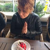 1/19/2015 tarihinde ÇİğDEM 💃ziyaretçi tarafından Match Cafe'de çekilen fotoğraf