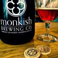 รูปภาพถ่ายที่ Monkish Brewing Co. โดย Beers in Paradise เมื่อ 5/18/2013