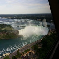 Photo Taken At Skylon Tower Summit Suite Buffet By Andrew T On 7 25