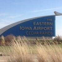 Foto diambil di The Eastern Iowa Airport oleh Ron A. pada 11/15/2012