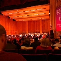 Photo prise au Copley Symphony Hall par Michel C. le12/8/2013