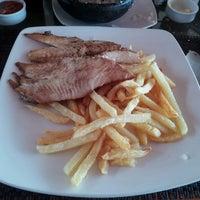12/21/2013 tarihinde Jorge J.ziyaretçi tarafından Restaurant Marco-Ita'de çekilen fotoğraf