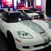 Foto tomada en Salón del Automóvil por Jorge J. el 10/16/2012