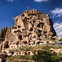5/16/2013 tarihinde mikey r.ziyaretçi tarafından Uçhisar Kalesi'de çekilen fotoğraf