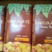 Foto diambil di ChocoMuseo oleh Laura T. pada 11/27/2012