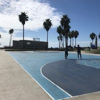 Photo Taken At Venice Beach Basketball Courts By Wilson M On 10 11