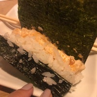 Foto scattata a KazuNori: The Original Hand Roll Bar da Eliza B. il 10/27/2018