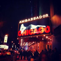 b9cd3915421e1 ... Photo taken at Ambassador Theatre by Voyagique on 1 6 2013 ...