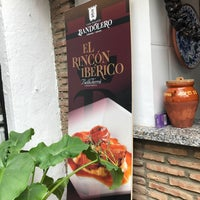 Photo prise au Restaurante Casa Palacio Bandolero par Uğur Ö. le1/25/2018
