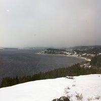 Photo prise au Auberge La Tourelle du Fjord par Maxime S. le11/12/2013