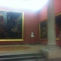 Photo prise au Musée des Beaux-Arts par Julien B. le12/29/2012