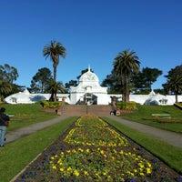 Das Foto wurde bei Golden Gate Park von Andres N. am 1/27/2013 aufgenommen