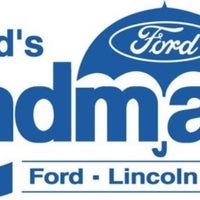 Photo Taken At Landmark Ford Lincoln By Jim C On 5 1 2017