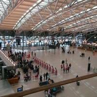 Das Foto wurde bei Hamburg Airport Helmut Schmidt (HAM) von Arne T. am 9/8/2013 aufgenommen