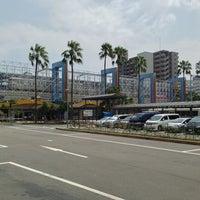 8/17/2013に龍が宮崎駅で撮った写真