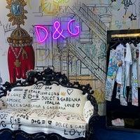 Foto scattata a Dolce&Gabbana da Ali G. il 4/18/2018