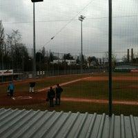 Das Foto wurde bei Mainz Athletics Ballpark von Steffinho am 4/6/2013 aufgenommen