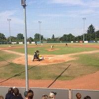 Das Foto wurde bei Mainz Athletics Ballpark von Steffinho am 8/8/2015 aufgenommen