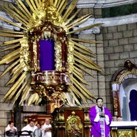 Photo prise au Sto. Niño de Tondo Parish Church par Dr M. le3/25/2013